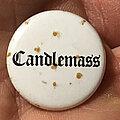 Candlemass - Pin / Badge - Candlemass button