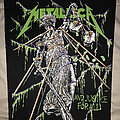 Metallica - Patch - Metallica And Justice For All back patch