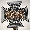 Vader - Patch - Vader Iron Times iron cross  patch