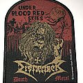Dismember - Patch - Dismember Under Blood Red Skies patch