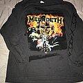 Megadeth - TShirt or Longsleeve - Megadeth Gears Of War longsleeve