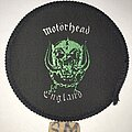 Motörhead - Patch - Motörhead England circle patch