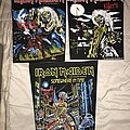 Iron Maiden - Patch - Iron Maiden official back patches for you
