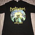 Destruction - TShirt or Longsleeve - Destruction North American tour shirt 2014