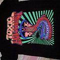 TOXIC HOLOCAUST psychedelic serpent t-shirt