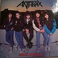 "Anthrax ""antisocial"" single vinyl Tape / Vinyl / CD / Recording etc"