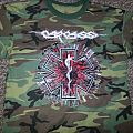 Carcass - Decibel Tour 2014 - Camo shirt