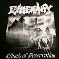 Cinerary, Rituals of Desecration, hoodie Hooded Top