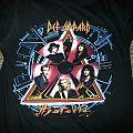 Def Leppard - Hysteria Tour Tshirt