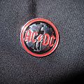 AC/DC mini badge  Pin / Badge