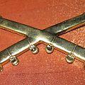 Motörhead - Other Collectable - Civil War Indian War Custer Western Cavalry Swords Hat Or Kepi Badge 9x4cms