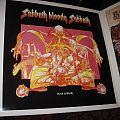 Black Sabbath - Tape / Vinyl / CD / Recording etc - My vinyls collection - purchased 1978 - 1991
