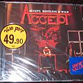 Accept - Tape / Vinyl / CD / Recording etc - New in the CD's collection