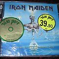 Iron Maiden - Tape / Vinyl / CD / Recording etc - New in the CD's collection