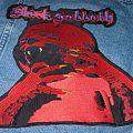 Black Sabbath - Patch - Black Sabbath  embroidered back patch