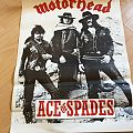 Motörhead - Other Collectable - Motörhead  80s paper poster