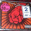 Metallica - Tape / Vinyl / CD / Recording etc - New in the CD's collection