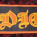 Dio - Patch - New Dio Patch