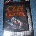Ozzy Osbourne - Patch - Ozzy embroidered patch - bark at the moon