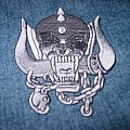 Motörhead - Patch - New Motorhead patch in the collection.