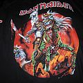 IRON MAIDEN long sleeves tee  TShirt or Longsleeve