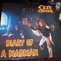 Ozzy Osbourne - Tape / Vinyl / CD / Recording etc - My vinyls collection - purchased 1978 - 1991