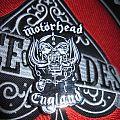 Motörhead - Pin / Badge - Motorhead metal badge