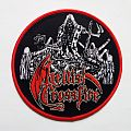 Hellish Crossfire - Patch - Hellish Crossfire Slaves to the Burning Pentagram round Patch