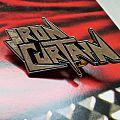 Iron Curtain - Other Collectable - Iron Curtain official Logo Metal Pin