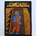 BUDGIE Nightflight over Europe 1981 vintage patch
