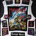 Second Metal vest Heavy / Speed / Thrash / NWOBHM
