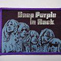 "DEEP PURPLE ""In Rock"" vintage patch"