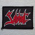 Sabbat (UK) vintage logo patch