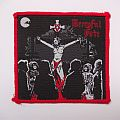 Mercyful Fate Nuns Have No Fun vintage patch (red border)
