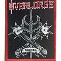 Overlorde Medieval Metal Patch