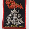 Iron Curtain - Patch - Iron Curtain Live At KIT XVII original Patch