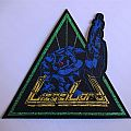 "Liege Lord ""Master Control"" triangle patch"