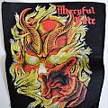 MERCYFUL FATE vintage original Don't Break the Oath Backpatch