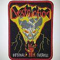 """Destruction """"Infernal Overkill"""" patch"""