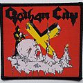 "Gotham City ""Black Writs"" Patch"