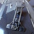 "ADX ""Execution"" Guillotine official Pin / Badge"
