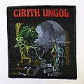 "Cirith Ungol ""One Foot in Hell"" woven patch"
