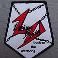Living Death Back to the Weapons Patch
