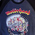 Motörhead - Iron Fist Sweater Crewneck TShirt or Longsleeve