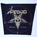 VENOM Welcome to Hell Backpatch