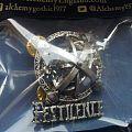 Pestilence pin badge Testemony of the Ancients Alchemy  Pin / Badge