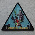 """Cirith Ungol """"King of the Dead"""" triangle patch"""