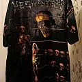 "Megadeth ""Countdown To Extinction"" allover vintage t-shirt"