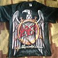 Slayer all-over t-shirt