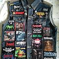 My finished vest Battle Jacket